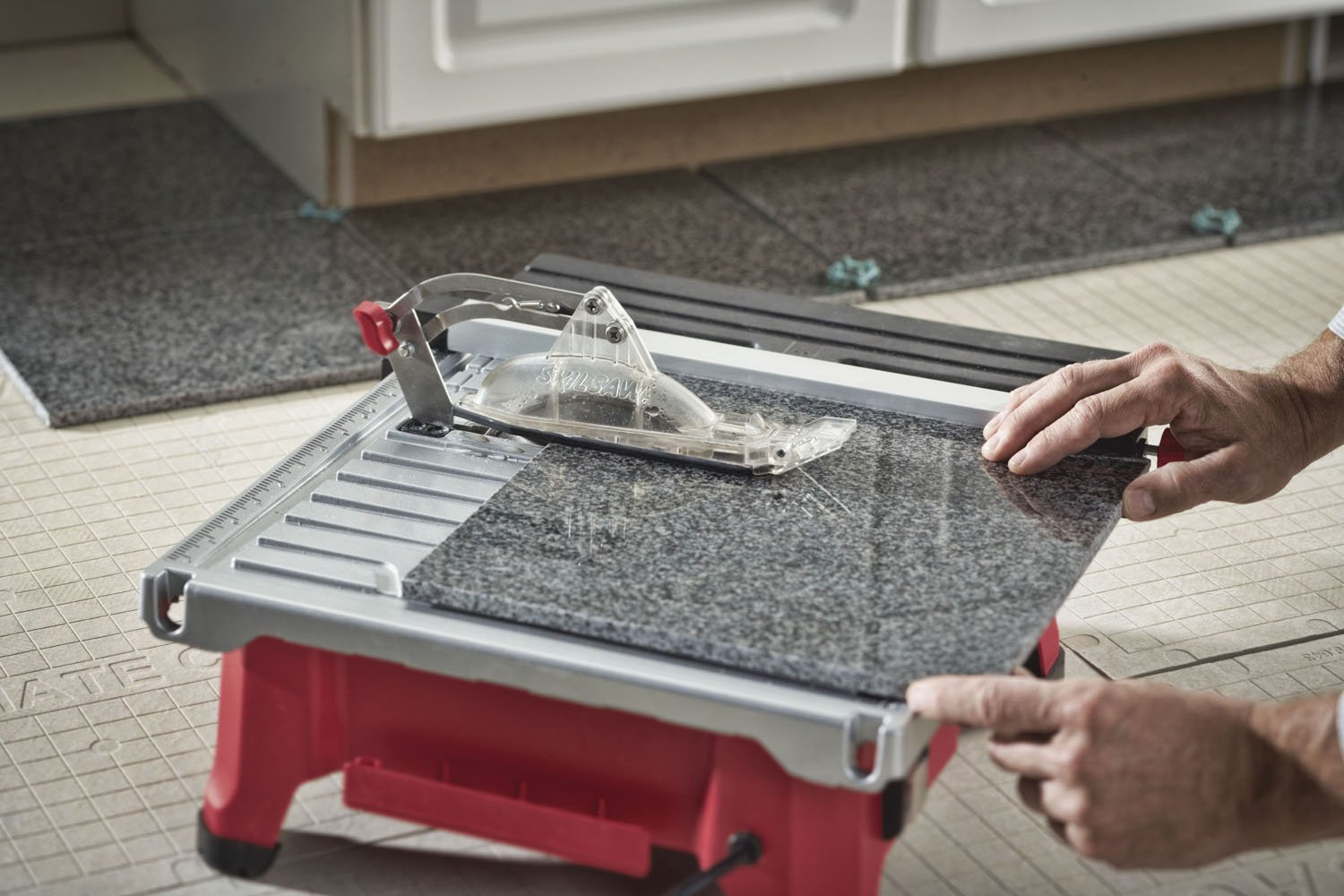 Tile saw the tile home guide they have quite a few best selling models that are budget friendly and make a really good wet tile saw for diy homeowners dailygadgetfo Choice Image