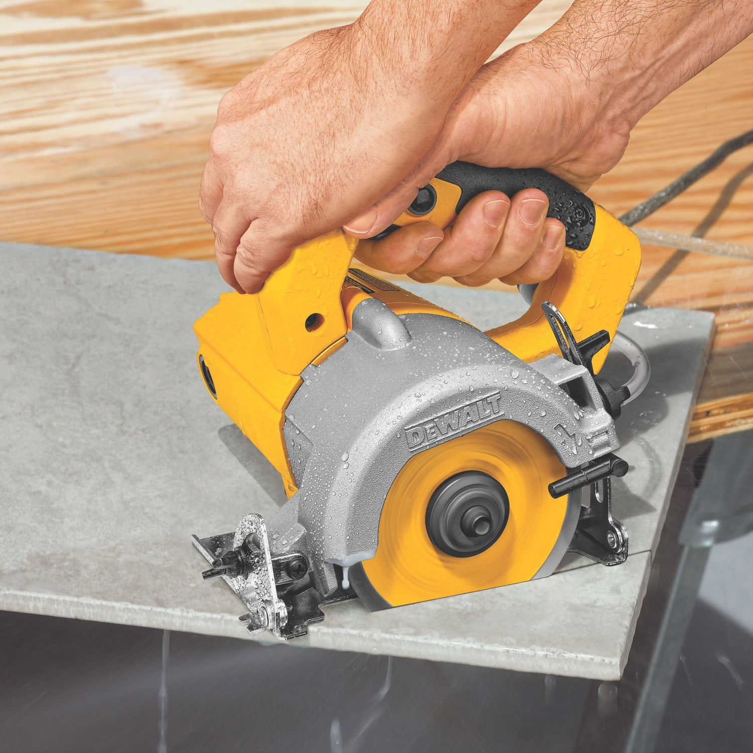 Tile saw the tile home guide that is however unless you are making a wet cut which simply means a quick hook up to a water source first tile saw dailygadgetfo Images