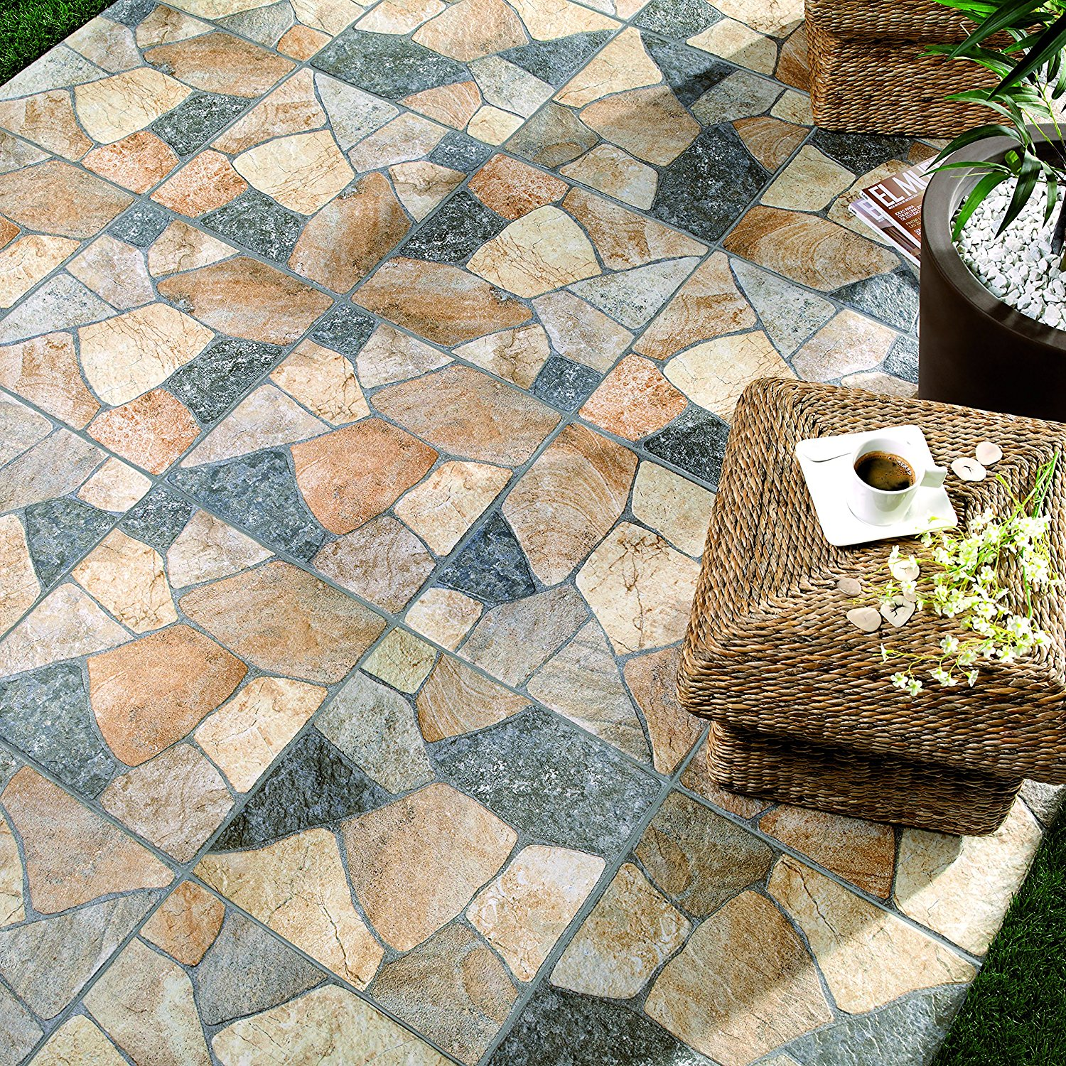 Outdoor tiles the tile home guide for Exterior floor tiles