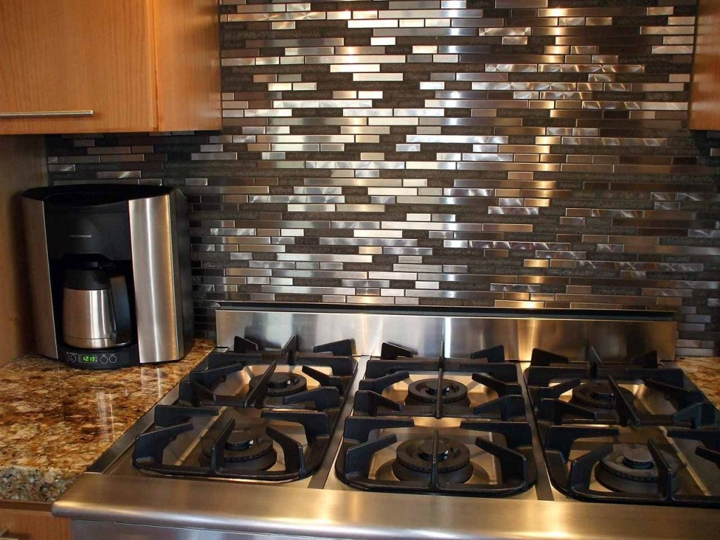 stainless steel backsplash tiles the tile home guide
