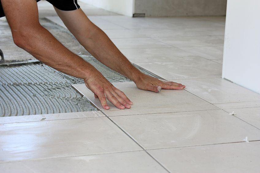 tile layer