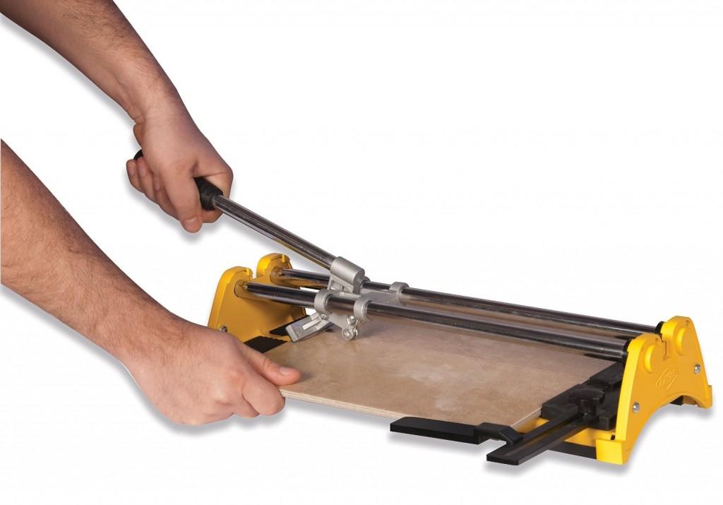 Ceramic tile cutters
