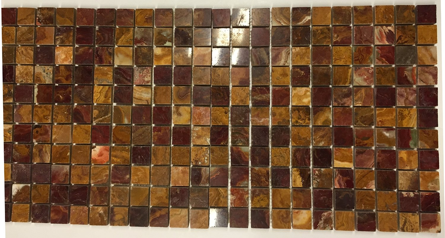 Onyx tile the tile home guide - Azulejos para mosaicos ...