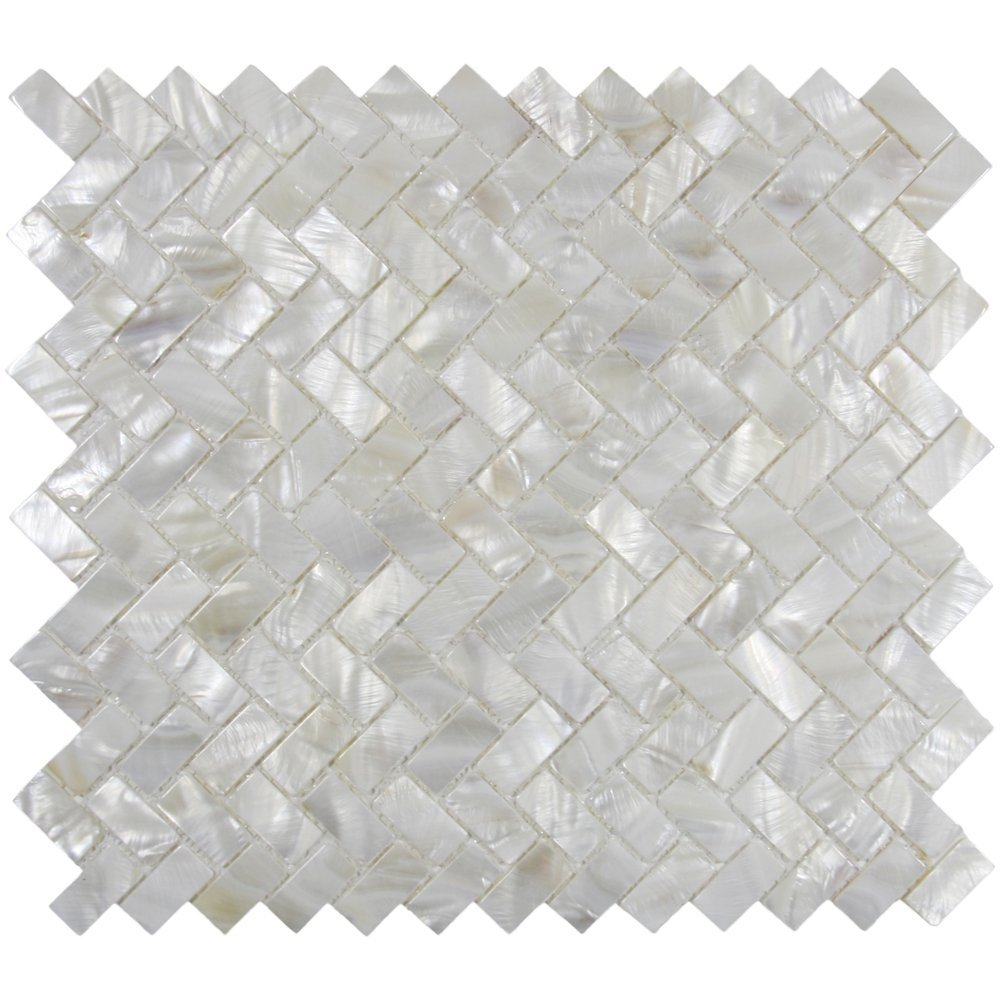 Mother of pearl tile the tile home guide mother of pearl tile dailygadgetfo Choice Image