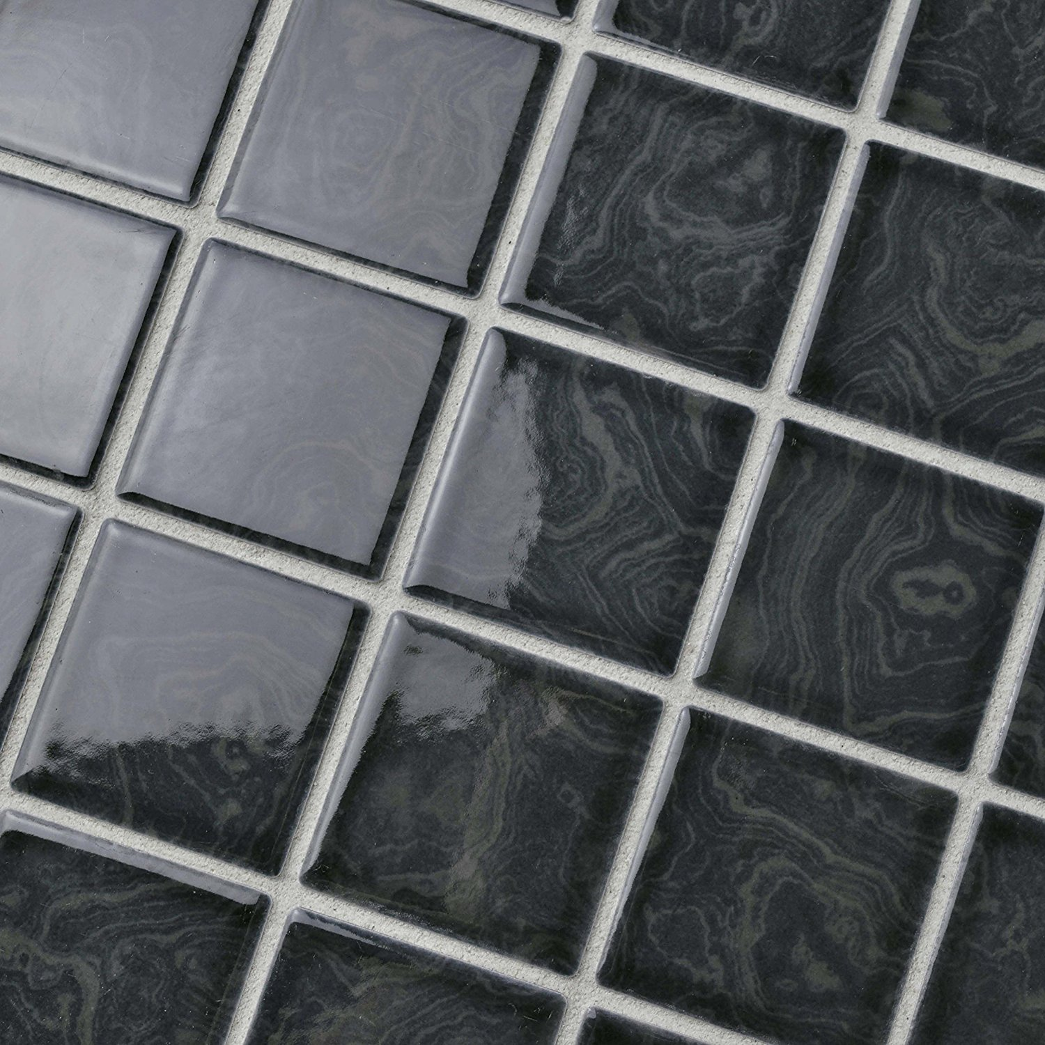 Porcelain vs ceramic tile the tile home guide ceramic is also typically chosen for upgrading an area that already has older ceramic tiles installed this will help make sure that the newer ones blend dailygadgetfo Images